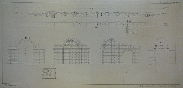 Sangarius_Bridge._Drawing_02